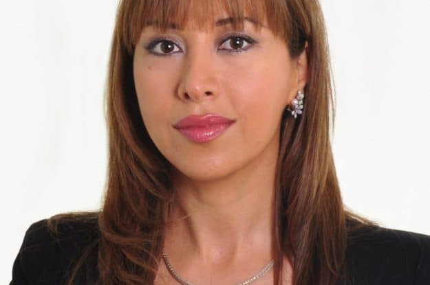 Tunisia – Dr Carole Nakhle receives the 2017 Professional Recognition Award