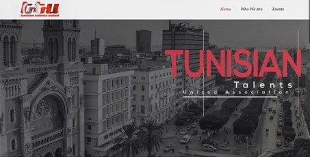 "Une ONG Unique au monde TTU ""Tunisian Talents United"""